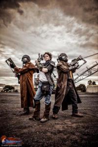 Fallout Photo Shoot